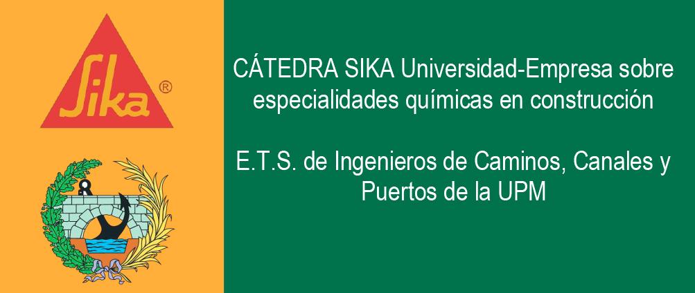 Jornadas de innovación en materiales: Cátedra SIKA